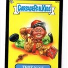 Troy Scout Black Parallel SP 2013 Topps Garbage Pail Kids MIni #62b