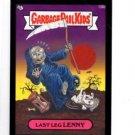 Last Leg Lenny Black Parallel SP 2013 Topps Garbage Pail Kids MIni #108b