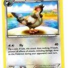 Tranquill Uncommon Trading Card Single Pokemon XY Roaring Skies 79/108 x1