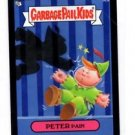 Peter Pain Black Parallel SP 2013 Topps Garbage Pail Kids MIni #92a