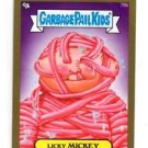 Licky Mickey Gold Parallel SP 2013 Topps Garbage Pail Kids MIni #76b