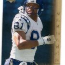 Jeff Graham Trading Card Single 2000 Upper Deck Gold Reserve #144 Chargers