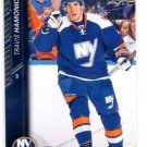 Travis Hamonic Trading Card Single 2015-16 Upper Deck Series 1 #123 Islanders