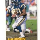 Ronnie Harmon Trading Card 1995 Upper Deck Collector's Choice #119 Chargers
