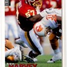 Ken Harvey Trading Card Single 1995 Upper Deck Collector's Choice #181 Redskins
