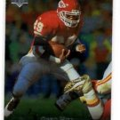 Greg Hill Trading Card 1996 Upper Deck Silver #135 Chiefs
