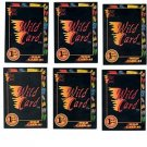Wild Card #1 Trading Card Lot of (7) 1991 Wild Card Draft #1