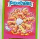 Crumby Carl Green SP 2014 Topps Garbage Pail Kids Series 2#71b