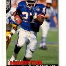 Rodney Hampton Trading Card Single 1995 UD Collector's Chioce #151 Giants