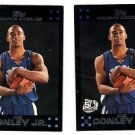 Mike Conley JR RC Trading Card Lot of (2) 2007-08 Topps #114 Timberwolves NMT *