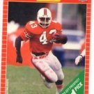 Cleveland Gary RC Trading Card 1989 Pro Set #499 Rams