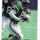 Johnny Mitchell Trading Card Single 1993 Pro Set #323 Jets