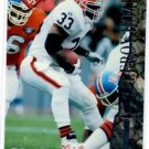 Leroy Hoard Tradng Card Single 1995 Collector's Edge Excalibur Stone #92 Browns