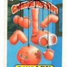 Dang Len Sticker Trading Card 1987 Topps Garbage Pail Kids #312B