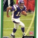 Sidney Rice RC Trading Card Single 2007 Topps Total #479 Vikings