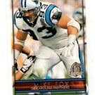 Mike Fox Trading Card Single 1996 Topps #108 Panthers