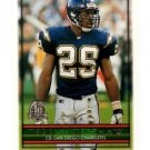 Terrance Shaw Trading Card Single 1996 Topps #293 Chargers