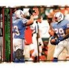 Darryll Lewis Trading Card Single 1996 Topps #106 Oilers