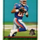 Vincent Brisby Trading Card Single 1996 Topps #86 Patriots