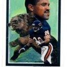 Mark Carrier Trading Card 1992 Upper Deck #73 Bears TC