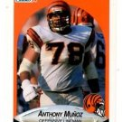 Anthony Munoz Trading Card Single 1990 Score #220 Bengals