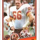 Joe Jacoby Trading Card Single 1988 Topps #16 Redskins