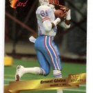 Ernest Givins Trading Card 1993 Wild Card #127 Dolphins