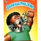 Jean Machine Sticker Trading Card 1986 Topps Garbage Pail Kids #186B