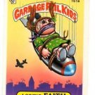 Loosing Faith Sticker Trading Card 1986 Topps Garbage Pail Kids #151A