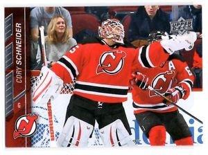 Cory Schneider Trading Card Single 2015-16 Upper Deck #113 Devils