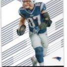 Rob Gronkowski Trading Card Single 2015 Panini Clear Vision #41 Patriots