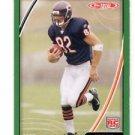 Greg Olsen RC Trading Card Single 2007 Topps Total #493 Bears EXMT