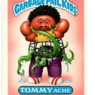 Tommy Ache Sticker Trading Card 1987 Topps Garbage Pail Kids #331B CL