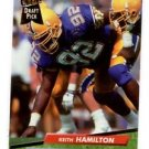 Ketih Hamilton Trading Card Single 1992 Fleer Ultra #431 Giants
