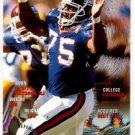 Ketih Hamilton Trading Card Single 1995 Fleer #280 Giants