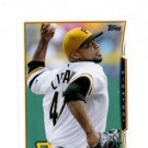 Francisco Liriano Trading Card Single 2014 Topps Mini Exclusives #114 Pirates