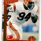 Alfred Williams RC Trading Card Single 1992 Action Packed Update #4 Bengals