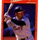 Carlton Fisk Trading Card Single 1990 Donruss #58 White Sox