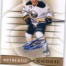 Mikhail Grigorenko RC Auto 2013-14 SP Game Used Gold Parallel #184 Sabres