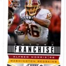 Alfred Morris Future Franchise Trading Card Single 2013 Score #330 Redskins