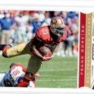 Frank Gore Trading Card Single 2013 Score #186 49ers