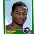 Rodney Smith RC Trading Card Single 2013 Score #419 Vikings