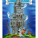 Scary Larry & Haunted Howie 2014 Topps Garbage Pail Kids #79a & #79b