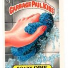 Soapy Opie Sticker Trading Card 1987 Topps Garbage Pail Kids #304b EX+ OC