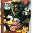 Chuck Webb RC Trading Card Single 1992 Action Packed Update #49 Packers