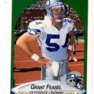 Grant Feasel RC Trading Card Single 1990 Fleer #265 Seahawks