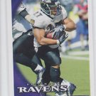 Ray Rice Trading Card Single 2010 Topps #230 Ravens
