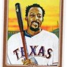 Vladimir Guerrero Bronze Parallel Trading Card 2008 Topps 206 #199 Rangers