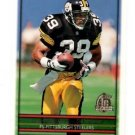 Darren Perry Trading Card Single 1996 Topps #331 Steelers