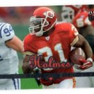 Priest Holmes Trading Card Single 2006 Fleer Ultra #96 Chiefs